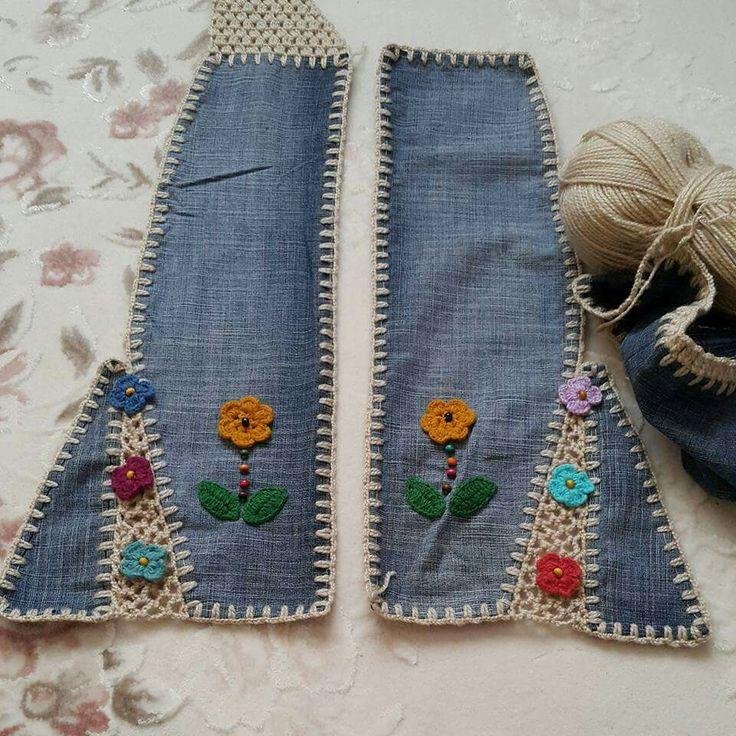 Denim&crochet