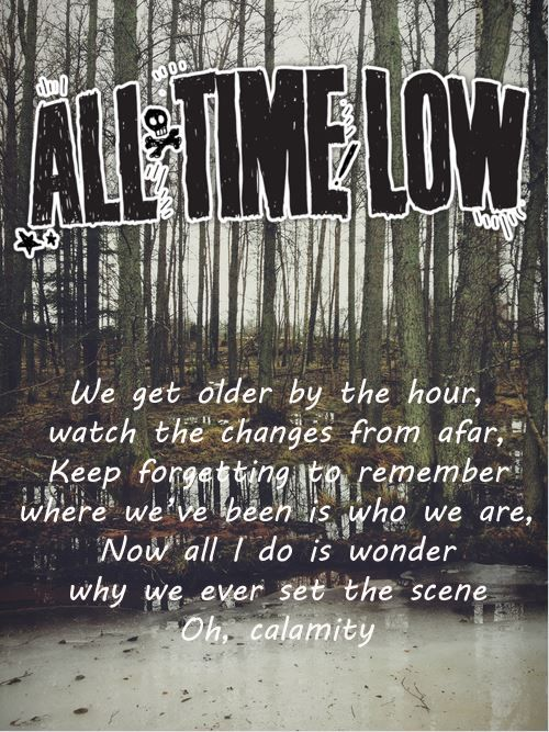 17 Best Images About All Time Low On Pinterest