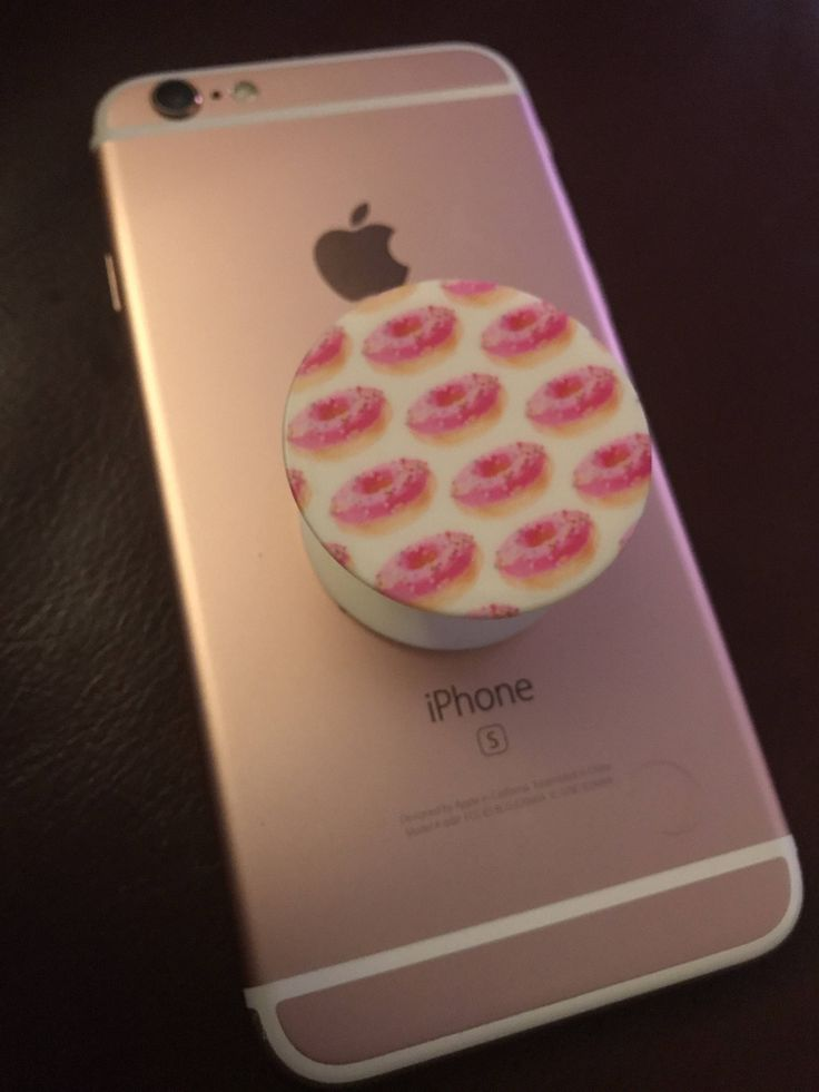 A personal favorite from my Etsy shop https://www.etsy.com/listing/520426858/doughnuts-phone-grip-and-stand