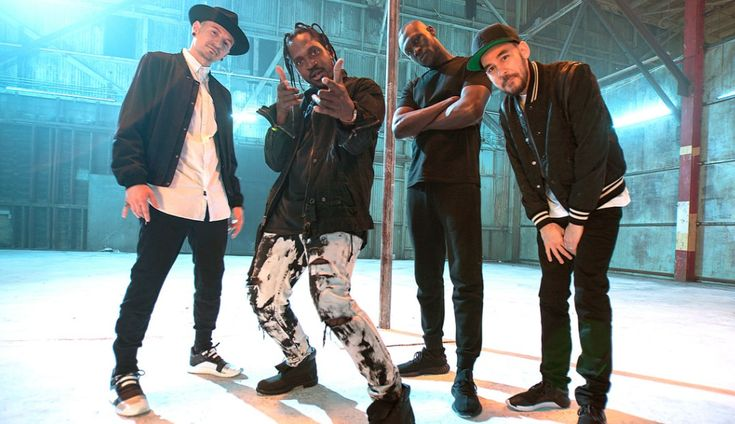 Linkin Park Join Forces with Pusha T & Stormzy on Good Goodbye Listen Now!  Linkin Park Recruit Pusha T & Stormzy For New Song Good Goodbye. Taken off their forthcoming