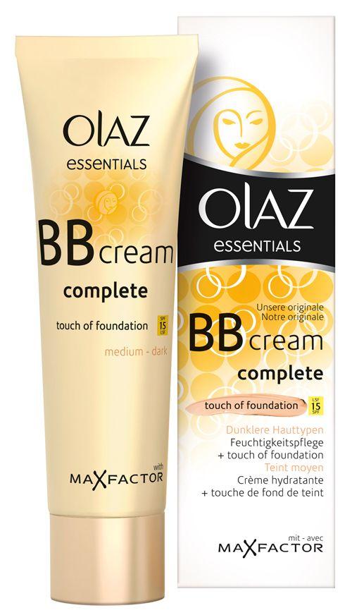 Olaz Essentials BB Cream von Maxfactor