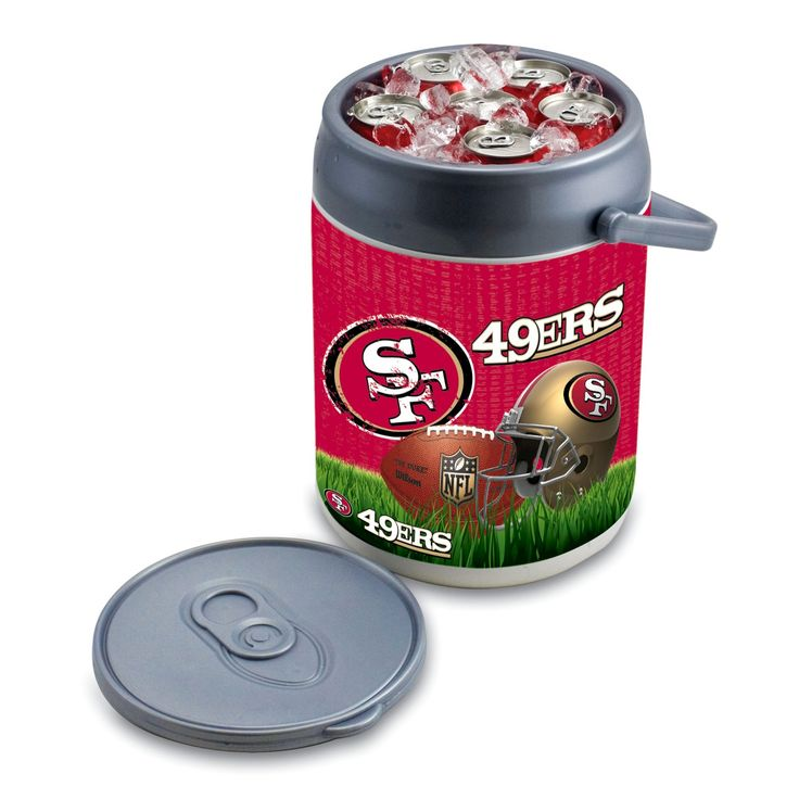 Picnic Time Can Cooler - NFL San Francisco 49ers