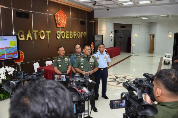 Panglima TNI akan 'Sikat' Ormas Yang Bertentangan dengan Pancasila