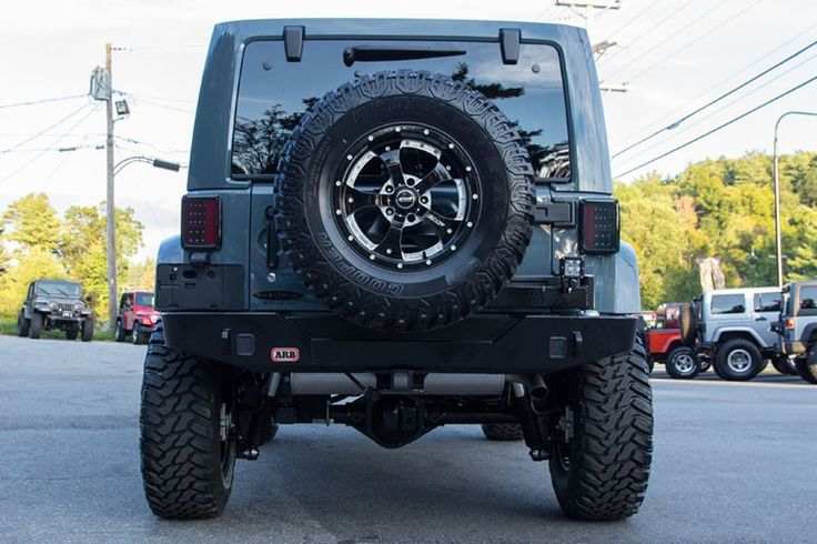 Jeep Wrangler Rubicon Unlimited for Sale Anvil - Vehicles