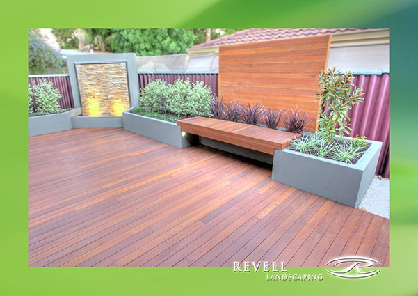 Backyard Garden Designs Perth :  Perth Landscaping, Landscape Design, Water Features and Outdoor Living