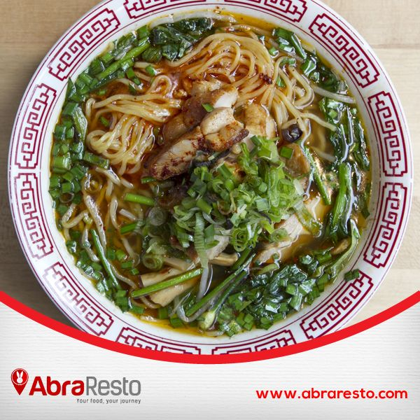 No matter on what situation or condition, you'll never go wrong with Ramen! Try the recommended one here http://bit.ly/AbraRestoRamen