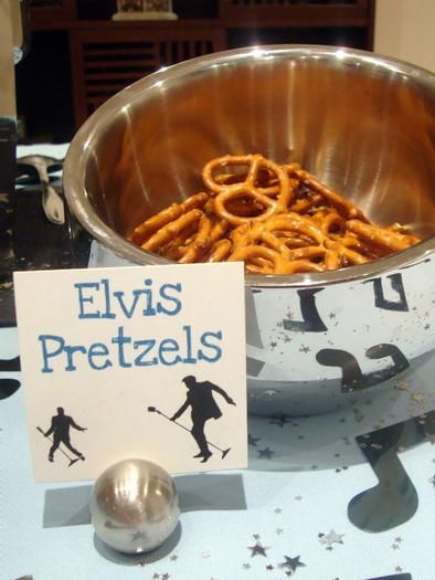 Hostess with the Mostess® - Elvis Presley - 3rd birthday party