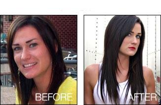 Fnlonglocks Hair Extensions Brunette Style Pinterest