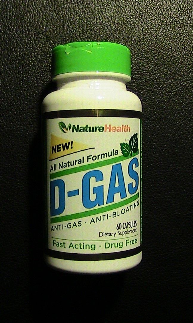 Anti-Gas, Anti-bloating, Digestive Aid - Fast Acting Pills Review