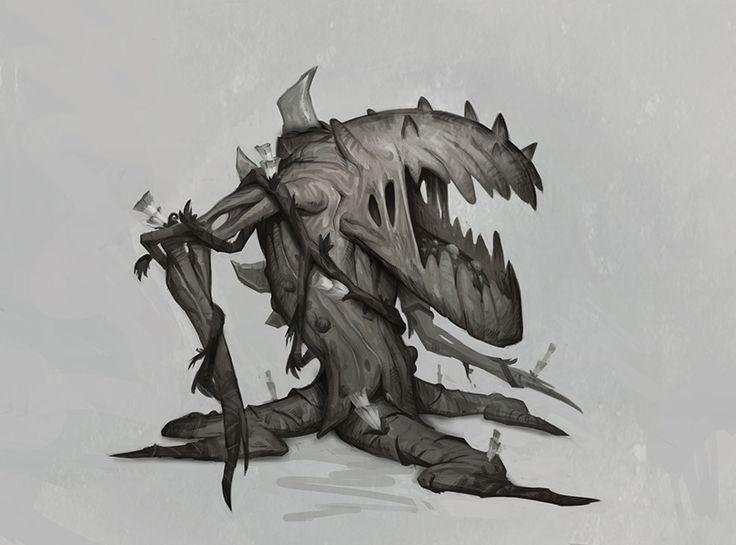 Resultado de imagen de warlords of draenor concept art