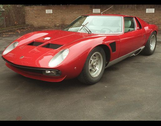 Miura auction prices go through the roof, a 1971 Miura S recently went for £1,000,000 [Express]