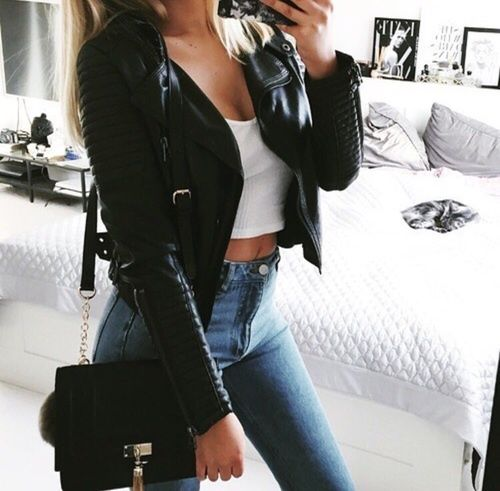 #leather