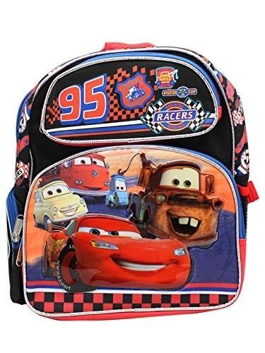 6dc71fc0c51b eBay  Sponsored Disney Small Backpack Cars 95 Kids School Bag New 652685