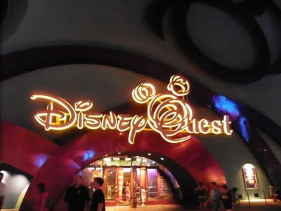disney quest halloween