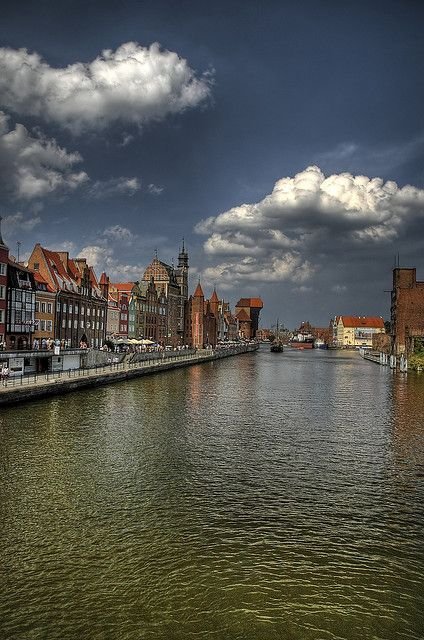 Gdansk, Poland  PHOTOWALK Gdansk-2 by zizin, via Flickr