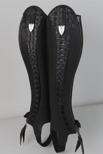 Some amazing custom half chaps - Pinell Custom Leather