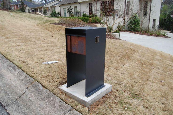 26 Best Modern Mailboxes Images On Pinterest Modern