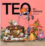 'Teo se disfraza' de Violeta Denou. Puedes disfrutarlo en la tarifa plana de #ebooks en #Nubico Premium: http://www.nubico.es/premium/libros-para-ninos-y-literatura-juvenil/teo-se-disfraza-violeta-denou-9788448009557