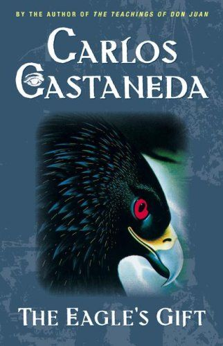 """The Eagle's Gift (1981) by Carlos Castaneda - """"It is monstrous to think that the world is understandable or that we ourselves are understandable. What we are perceiving is an enigma, a mystery that one can only accept in humbleness and awe."""" - Don Juan"""