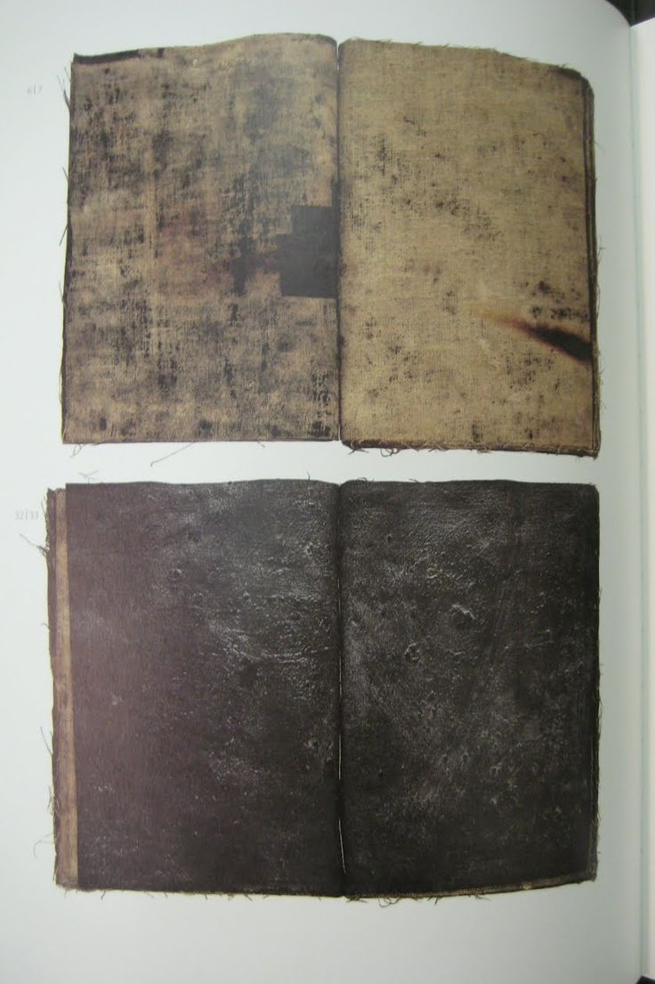 Research: Selection of Anselm Kiefer Books