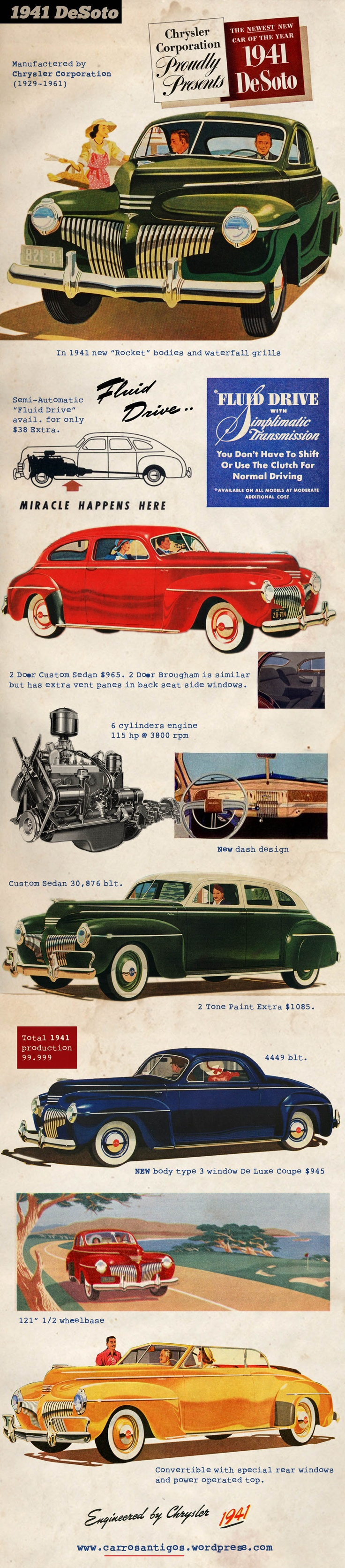 353 best 1940\'s Automobiles American images on Pinterest | Cars ...
