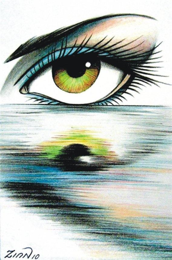 1000+ images about Art - Watercolor Pencil on Pinterest