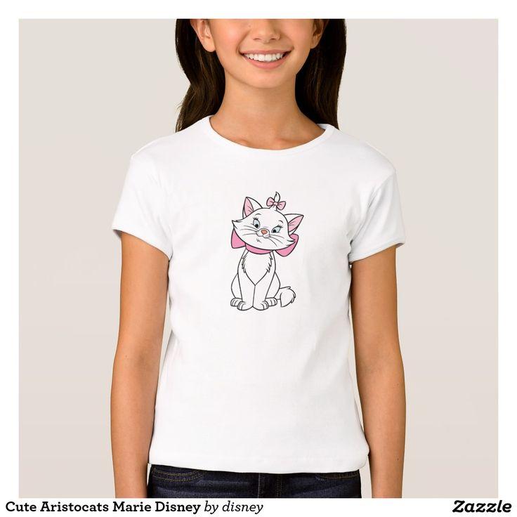 Aristocats lindo Marie Disney. Regalos, Gifts. #camiseta #tshirt