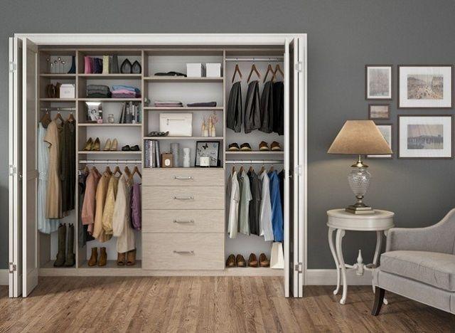 Begehbarer Kleiderschrank Selber Bauen 50 Schlafzimmer Mit