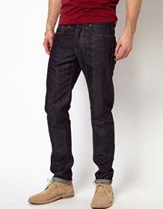 Edwin Jeans ED-80 Slim Fit Quartz Denim from ASOS on Wallabii
