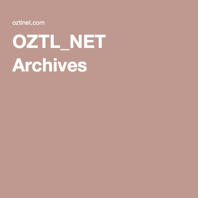 OZTL_NET Archives –
