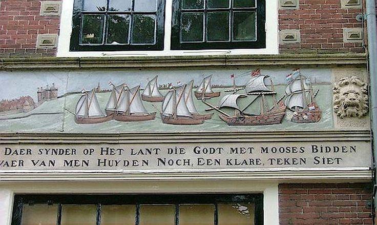 detail Bossuhuis Hoorn