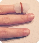 How to remove glitter nail polish fast