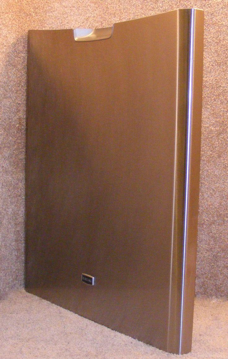 Stainless Steel Dishwasher Panel Kit