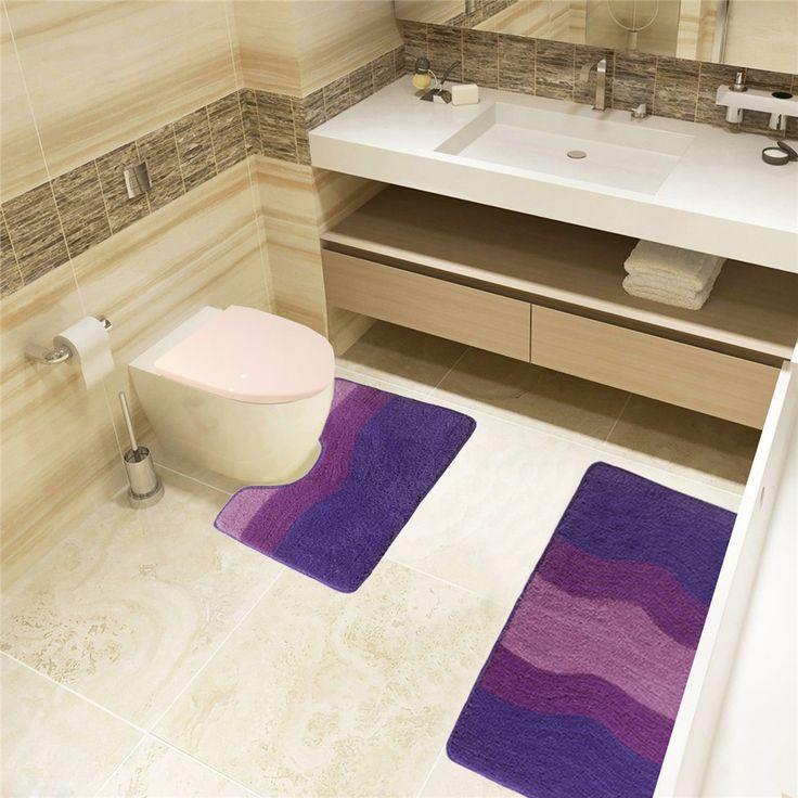 Wall To Wall Bathroom Carpet 5X8