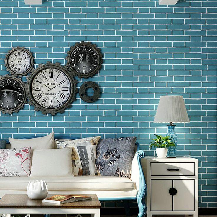 Aliexpress Com Buy High Quality Thick Flocked Modern: Best 25+ Cheap Wallpaper Ideas On Pinterest