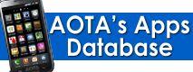 AOTA's apps database