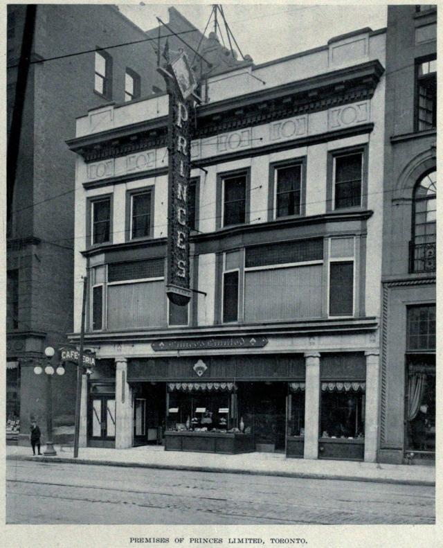 Yonge Street in the 20s
