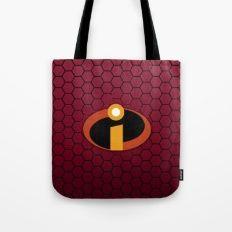 Incredible Logo Tote Bag