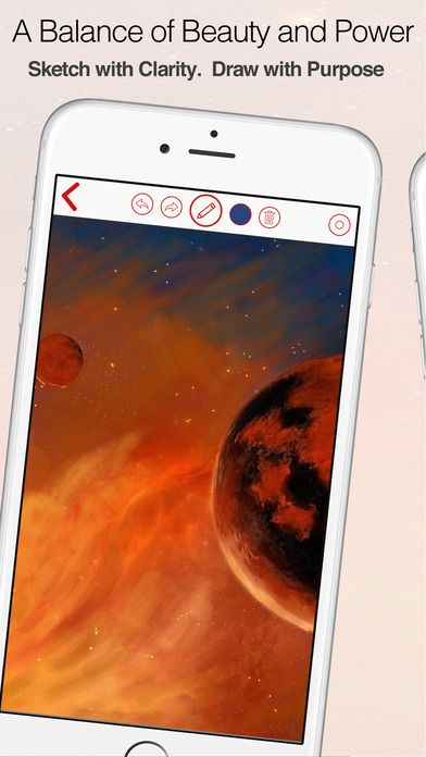 SAVE $1.99: Zen Sketch - The Art of Drawing and Sketching gone Free in the Apple App Store. #iOS #iPhone #iPad  #Mac #Apple