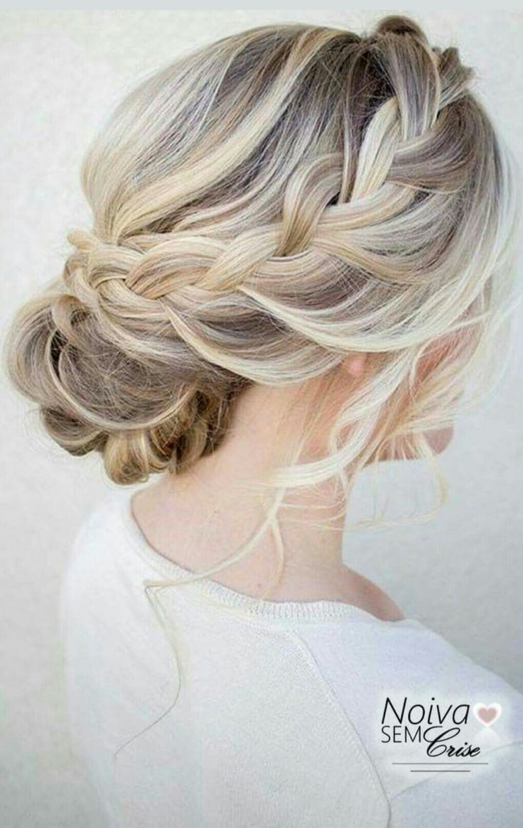 7 best Inspirações penteados images on Pinterest | Hairstyle ideas ...