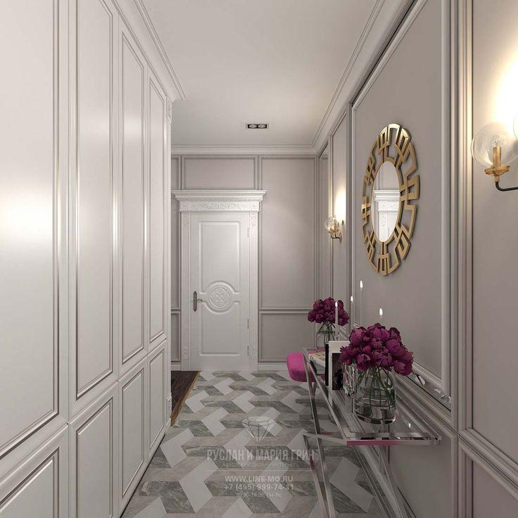 Дизайн трехкомнатной квартиры 85 кв.м в современном стиле. Фото интерьера | Дизайн интерьера от частных дизайнеров. Фото 2015-2016
