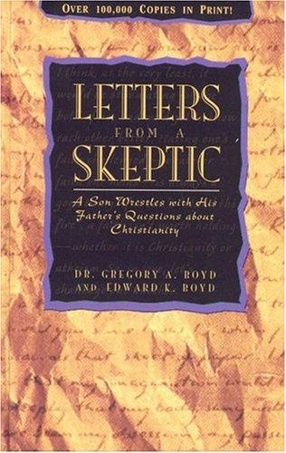 Letters from a Skeptic | Books Worth Reading | Pinterest