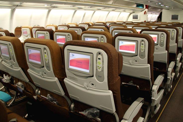 Garuda Indonesia Economy Class
