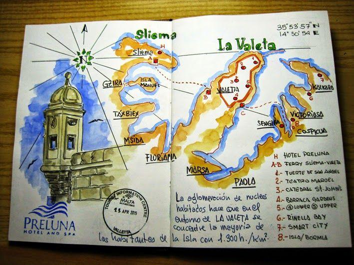 Mi Viaje Por La Isla De Malta