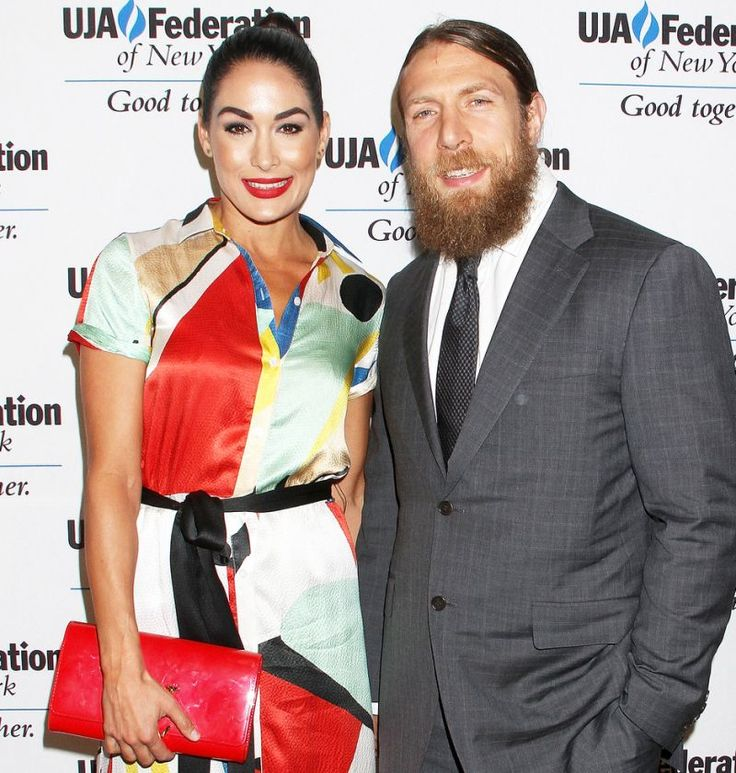 'Total Bellas' Star Brie Bella Is Pregnant, Expecting First Child With Husband Daniel Bryan