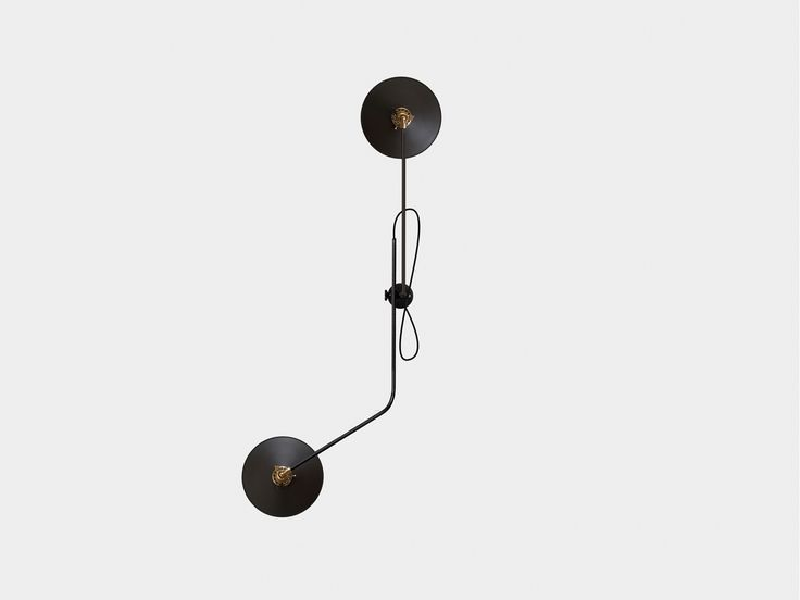 This Industrial Wall Lamp is the simplest yet most adjustable of all the fixtures in the Workstead range. Designed by Workstead in New York. Shop now!