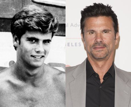 Grease Cast Then and Now | Lorenzo Lamas then and now