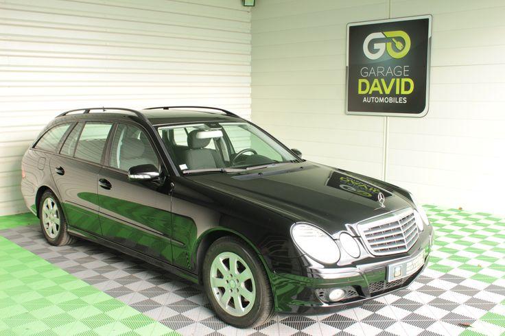 Mercedes Classe E 280 CDI Elégance A
