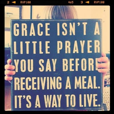 awesome.: States Of Grace, Dining Rooms, Prayer, Gift, Remember This, Kitchens Signs, Faith, Day Quotes, God Grace
