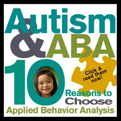 Autism. Super cool, I work with kids on the spectrum using applied behavior analysis